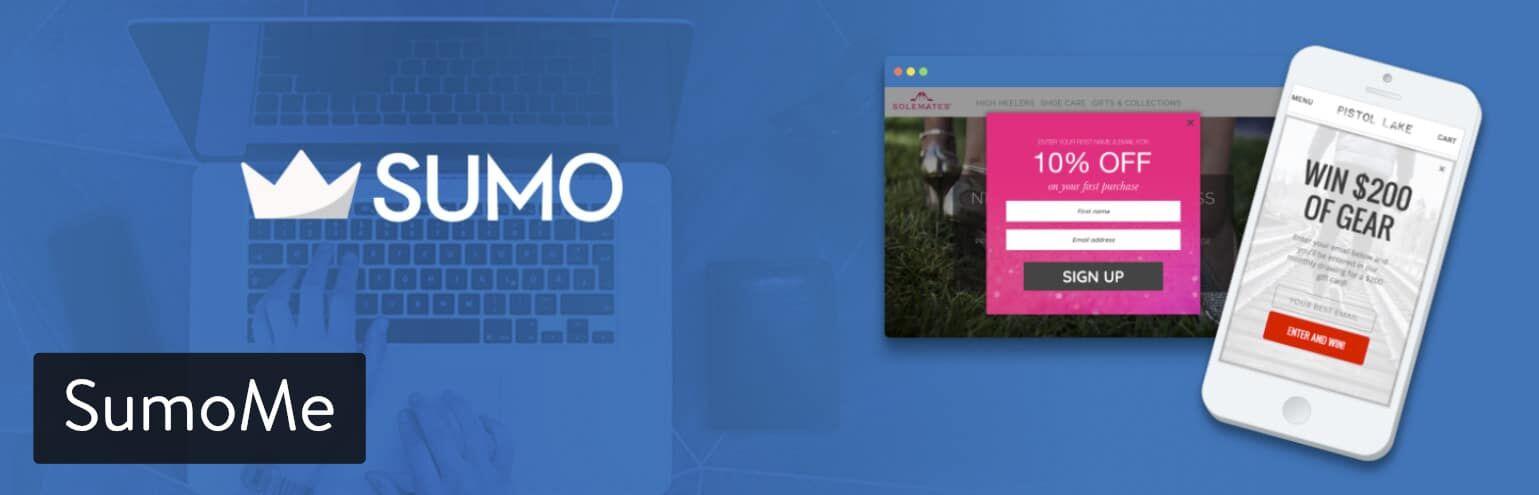 WordPress插件-SumoMe