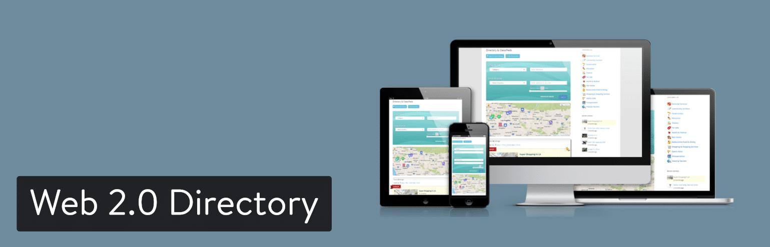 WordPress插件-Web 2.0 Directory plugin