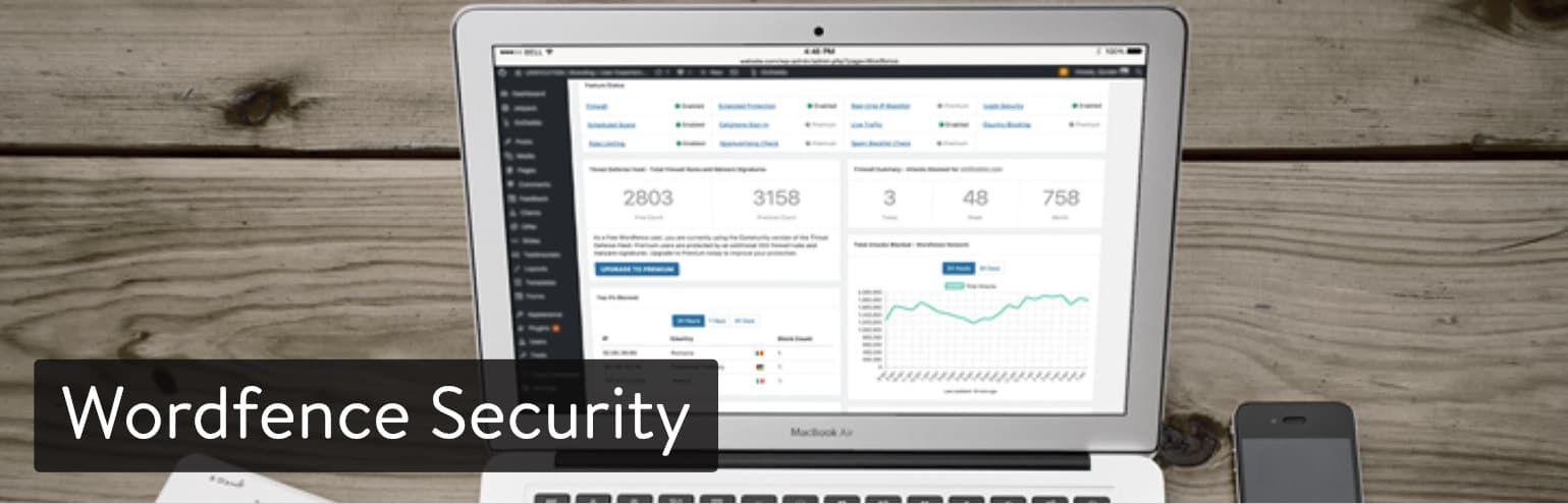 WordPress插件-Wordfence Security