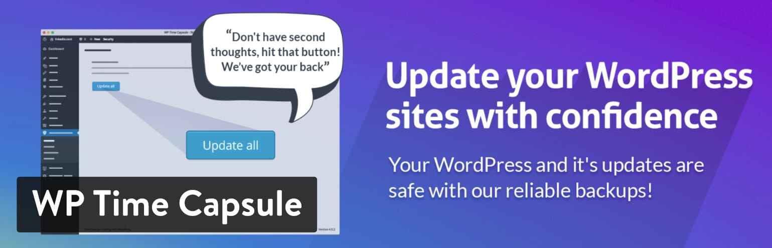 WordPress插件-WP Time Capsule