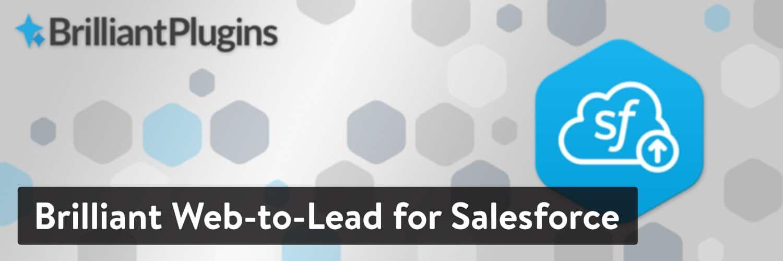 WordPress插件-Web-to-Lead for Salesforce