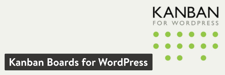 WordPress插件-Kanban Boards