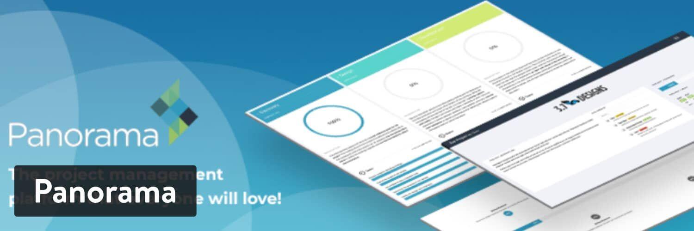 WordPress插件-Panorama