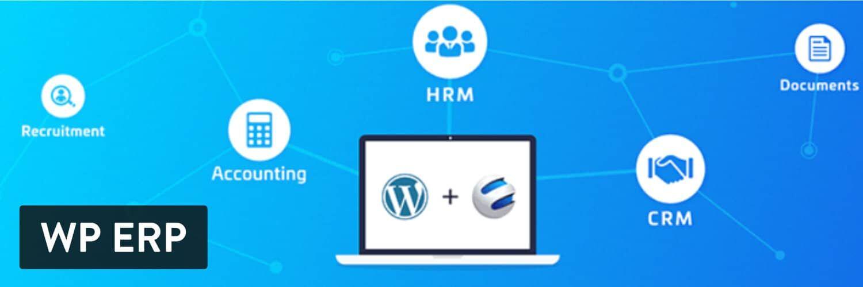 WordPress插件-WP ERP