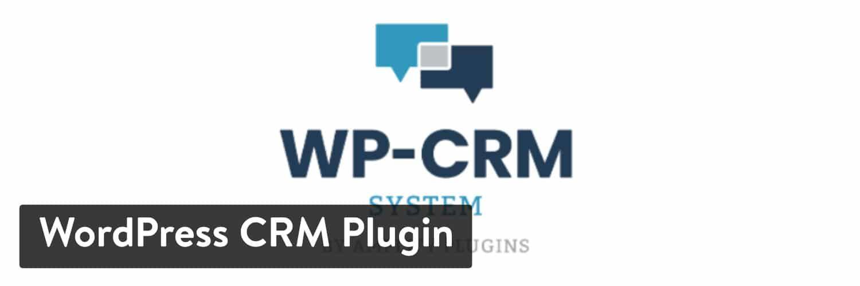 WordPress 插件-WordPress CRM
